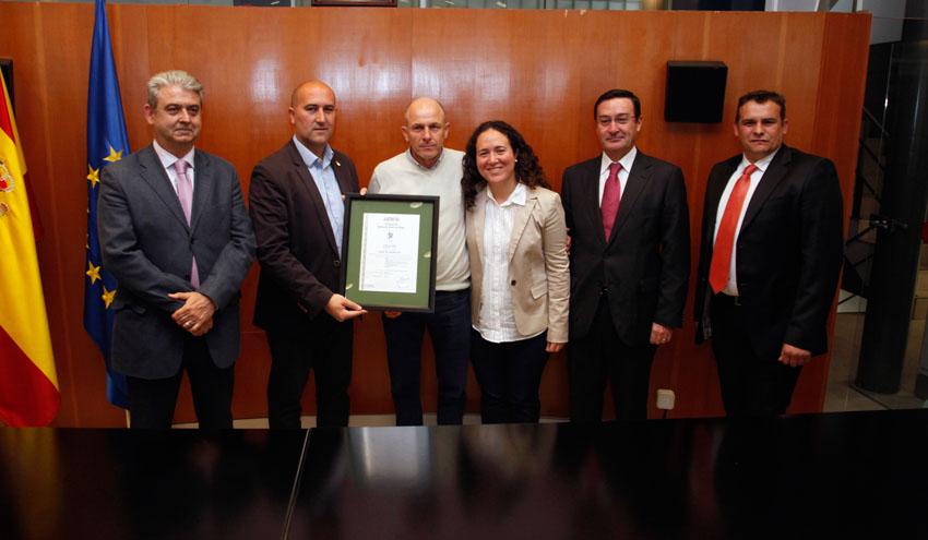 Global Omnium certifica la sostenibilidad y seguridad del agua en Massamagrell