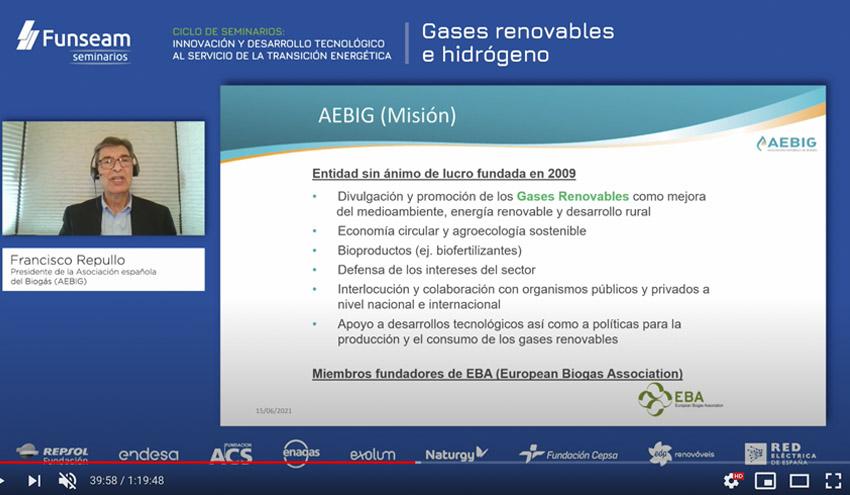 Los gases renovables juegan un papel clave en el proceso de transición energética