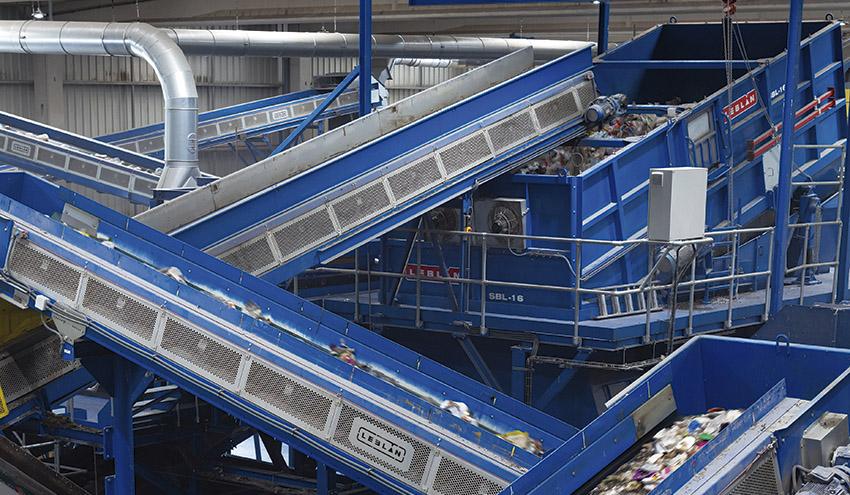 Maquinaria LEBLAN: la fusión de la experiencia y la innovación en reciclaje