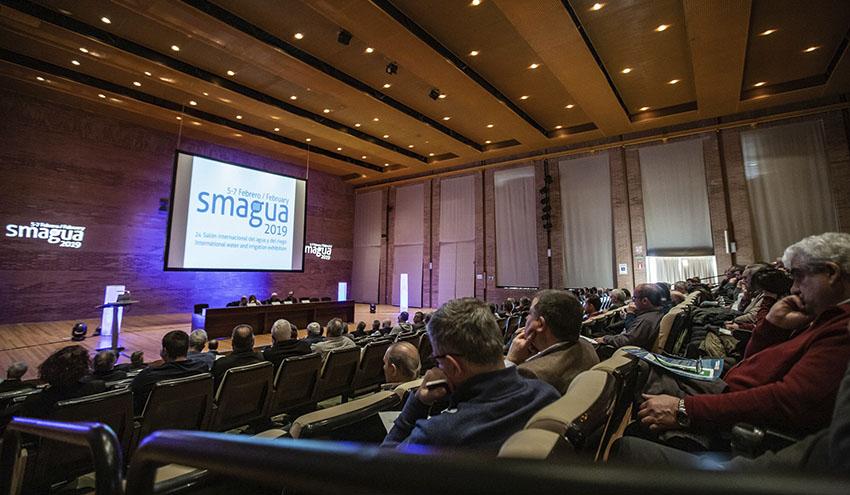 SMAGUA 2021 pondrá el acento en la innovación y la tecnología hídrica