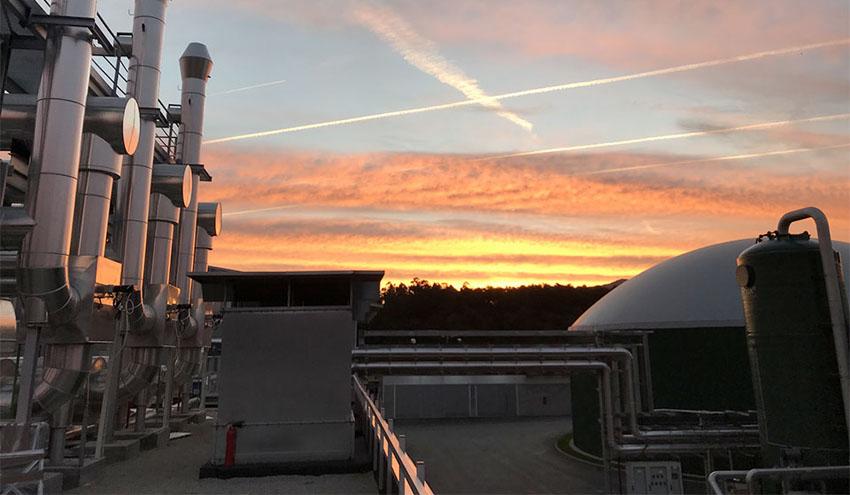 El biogás está integrado en la bioeconomía de la UE