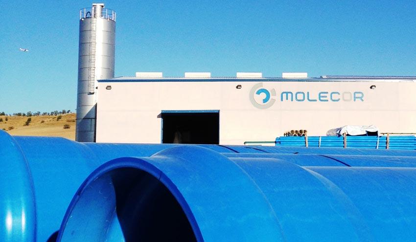 POWEN y Molecor firman un acuerdo para garantizar el autoconsumo a largo plazo en su fábrica de Loeches