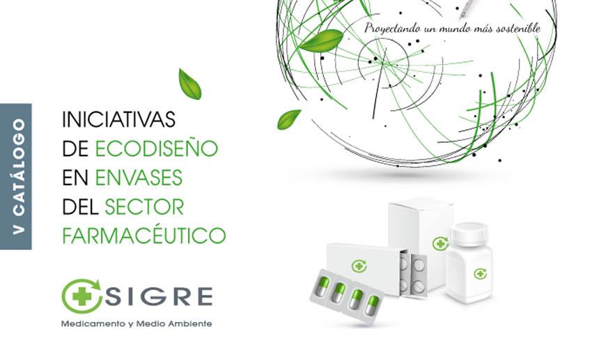 SIGRE presenta el V Catálogo de Iniciativas de Ecodiseño del Sector Farmacéutico