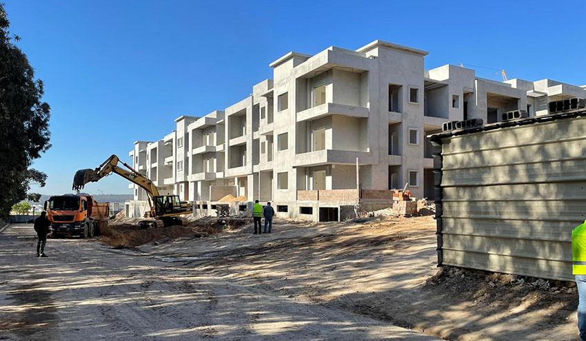 El sistema de evacuación insonorizado adequa AR se instala en un proyecto de Casablanca
