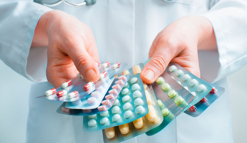 Una opción biodegradable para reducir la contaminación por blísteres de medicamentos