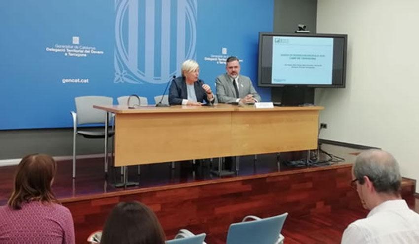 Crece un 6% la recogida selectiva en el Camp de Tarragona y se estabiliza en las Tierras del Ebro