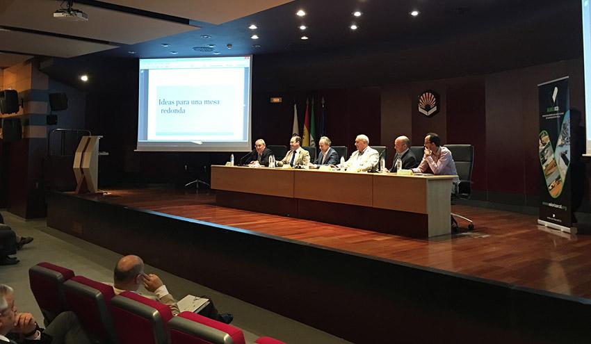 Andalucía, a la cabeza del sur de Europa en normalización del uso de los áridos reciclados en obra