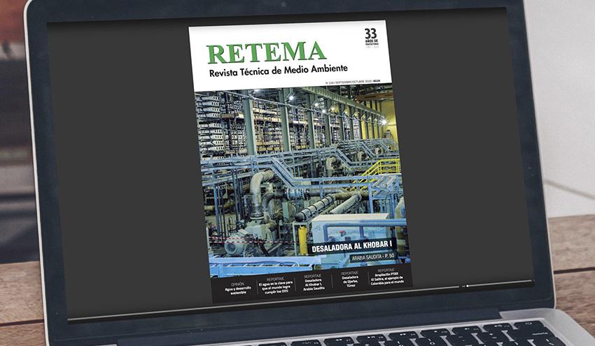 Lee ya la edición digital del número 226 Septiembre-Octubre de RETEMA
