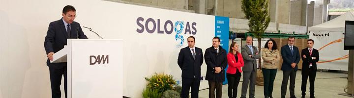 Inaugurada la primera fase de la planta de valorización de residuos de As Somozas, la más grande de Galicia