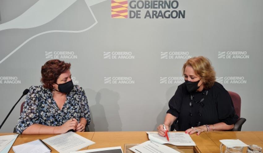El Gobierno de Aragón invertirá más de 15 millones de euros para mejorar la gestión de residuos