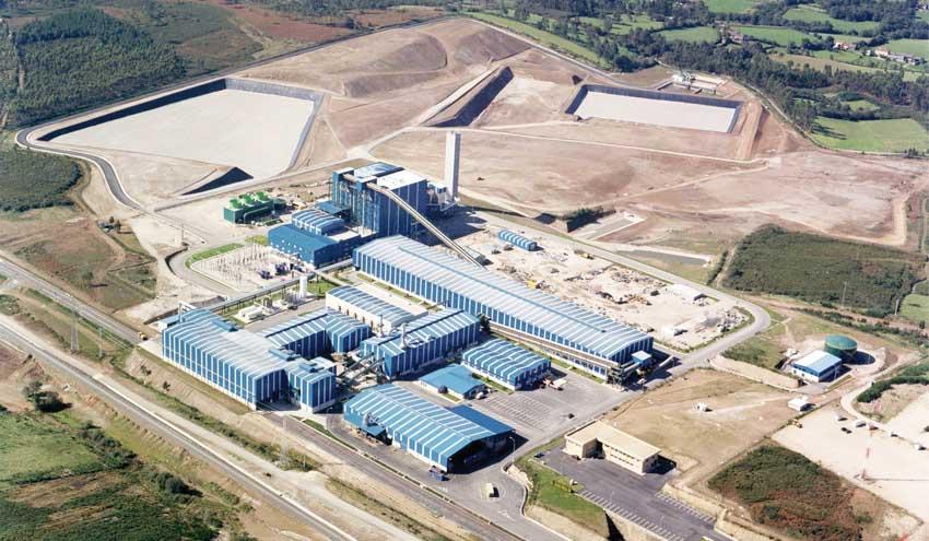Sogama destina 11,5 millones a una nueva planta de depuración en el vertedero de Areosa