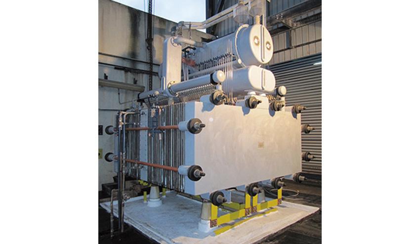 Electrolizadores alcalinos de KERN S&D para producción de hidrógeno verde