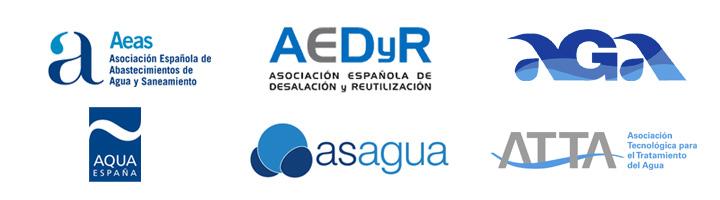 AEAS, AEDyR, AGA, AQUAESPAÑA, ASAGUA y ATTA se agrupan para trabajar unidas por los retos del futuro del agua