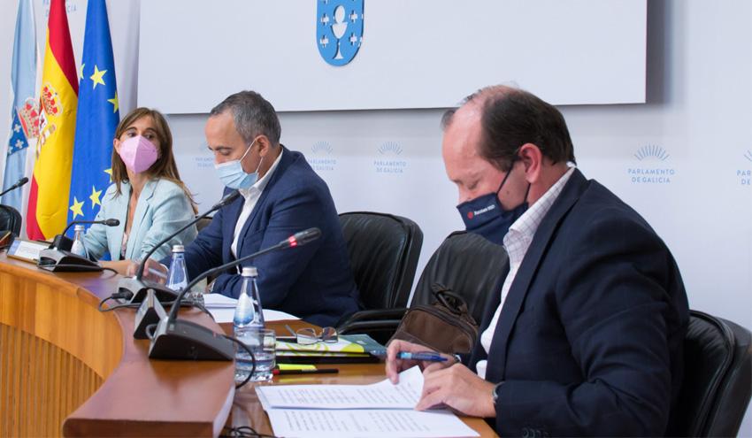 Javier Domínguez reivindica el papel de Sogama en la transición a una economía circular en Galicia