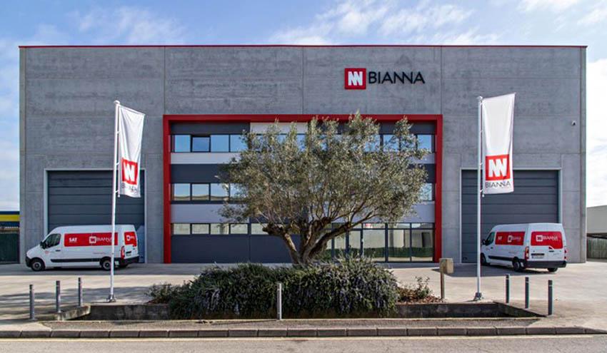 Bianna Recycling estrena web y consolida su nueva etapa