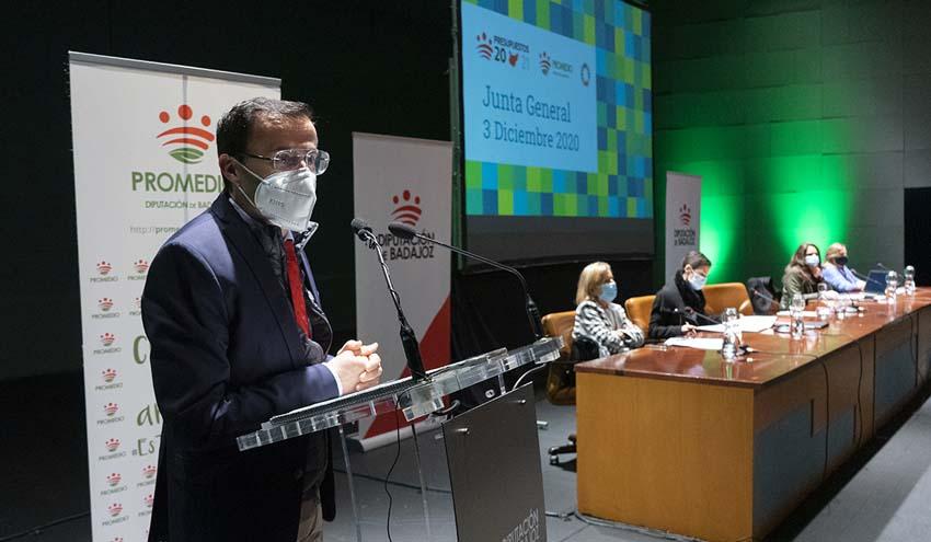 Promedio cuenta con un presupuesto de 36,2 millones de euros para 2021