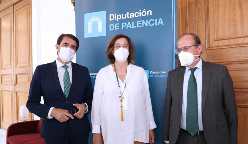 Presentado el nuevo proyecto de gestión del Complejo Ambiental de Palencia