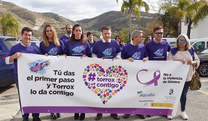 22.000 kilómetros contra la Violencia de Género