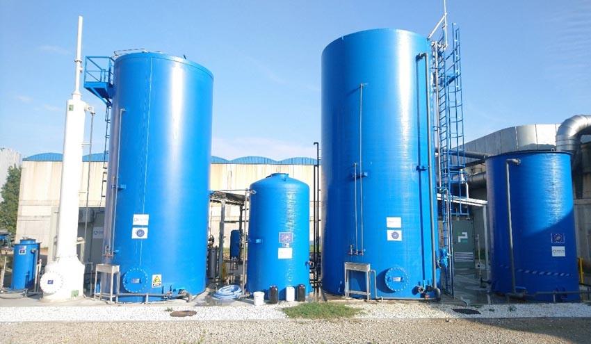 Nuevo sistema de depuración para recuperar biogás, nutrientes y agua regenerada de las aguas residuales