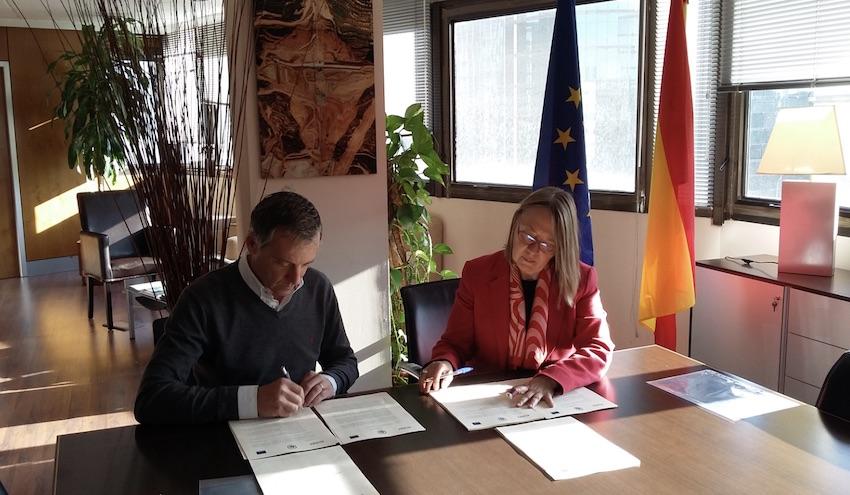 Firmado el convenio para la ampliación y explotación de la depuradora de Madridejos