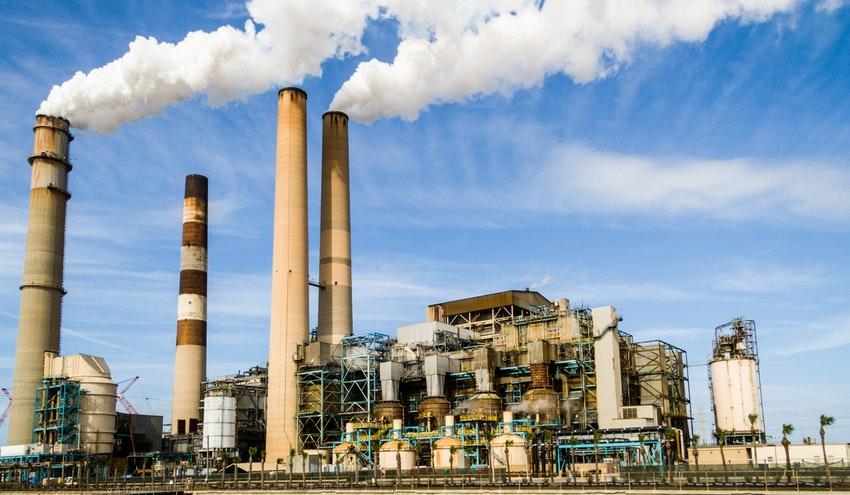 Publicados los datos de emisiones industriales del año 2019