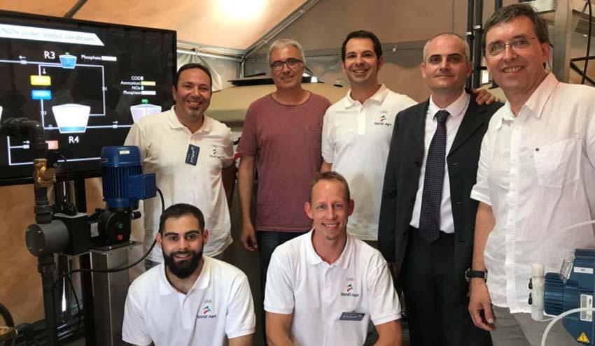 La Universitat Autònoma de Barcelona presenta una nueva tecnología de tratamiento de aguas residuales