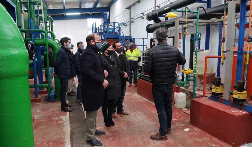 La remodelación de la tercera línea de la desalinizadora de Formentera garantiza el suministro