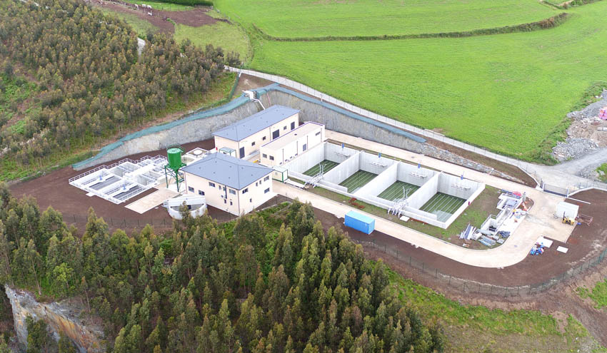 Sacyr Agua se adjudica varios contratos de operación de infraestructuras y gestión del agua en Navarra y Alicante