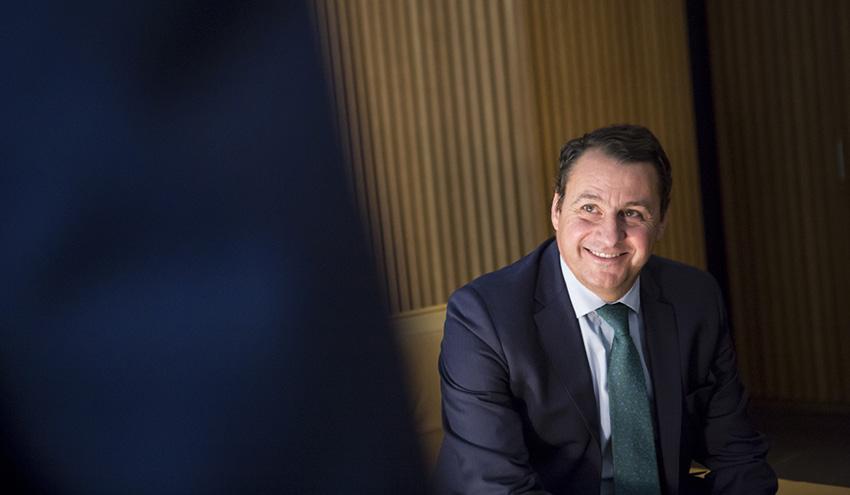 Santiago Gómez de ACCIONA, nombrado nuevo presidente de APPA Renovables
