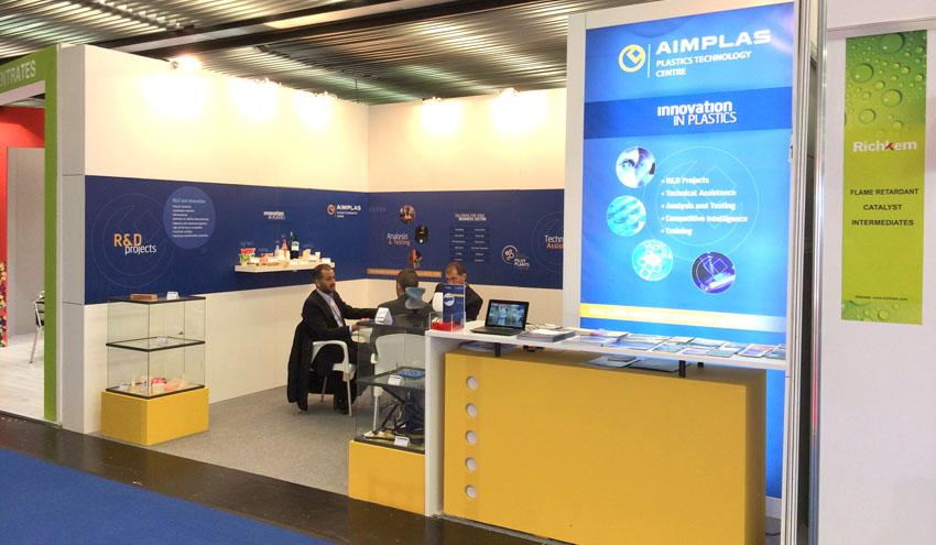 AIMPLAS llevará sus últimas innovaciones en sostenibilidad y economía circular a la feria K de Düsseldorf