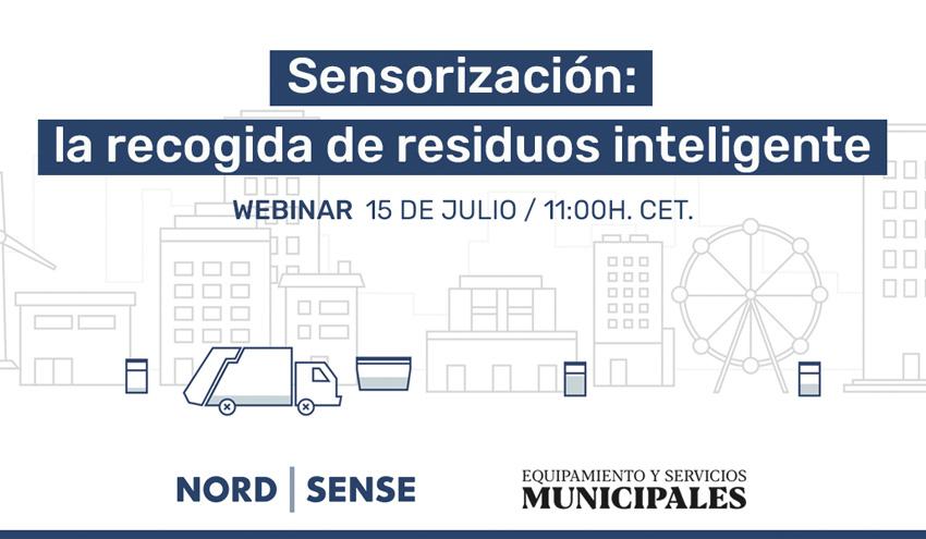 Cómo los sensores inteligentes pueden optimizar la gestión de residuos