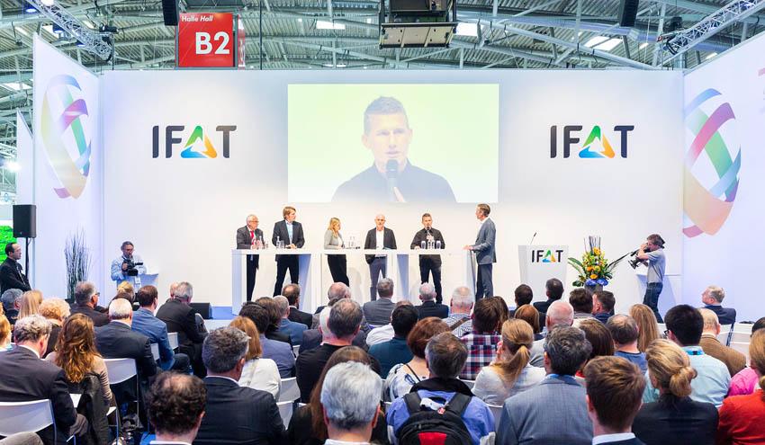 IFAT 2018 cierra con números récord