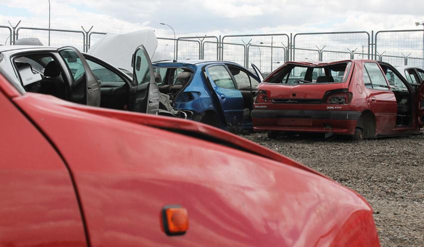 Novedades importantes para el sector de la gestión de vehículos fuera de uso