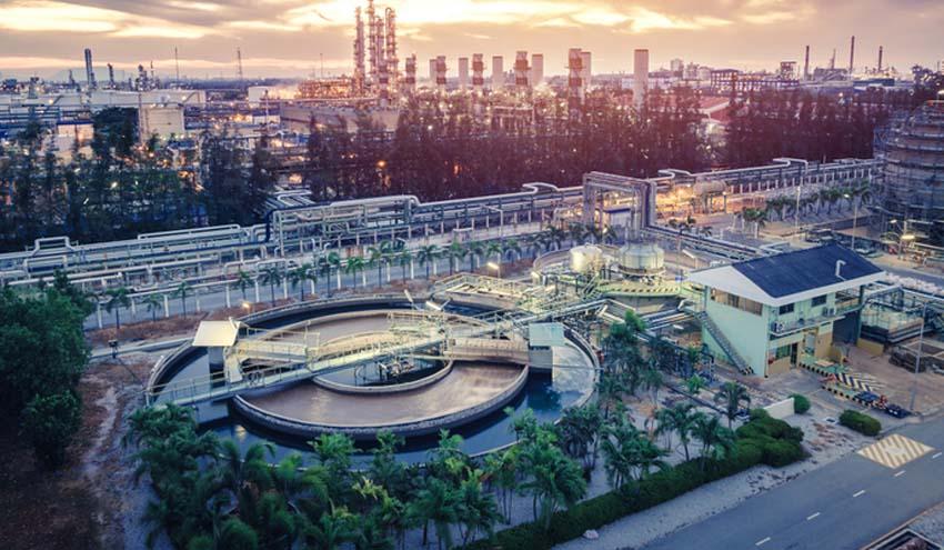 Recuperación de recursos de aguas residuales industriales para reducir el impacto medioambiental