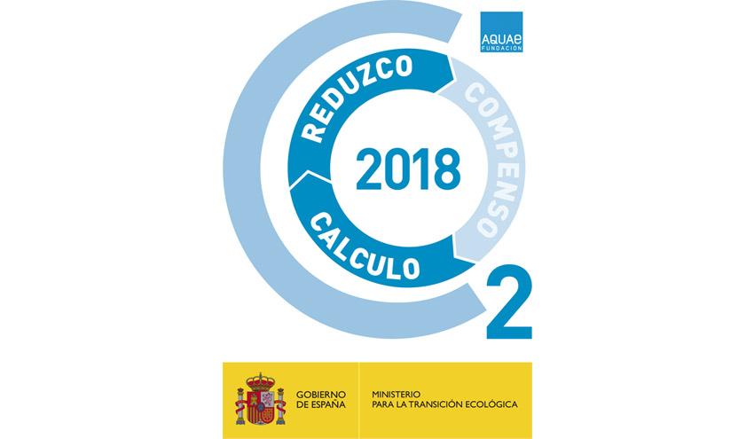 Fundación Aquae, única fundación española que recibe el Sello 'Reduzco' durante los dos últimos años