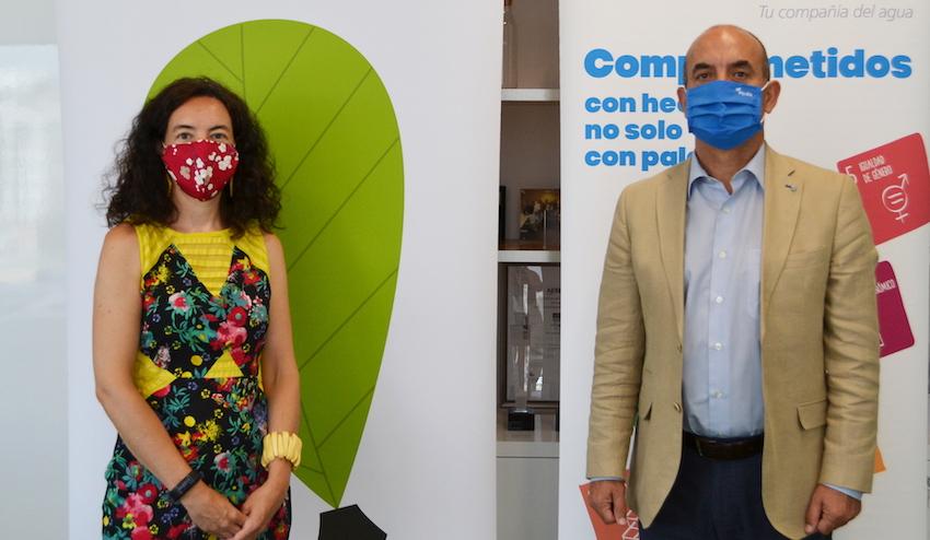 Aqualia y APIA trabajarán juntos para impulsar la información ambiental de calidad