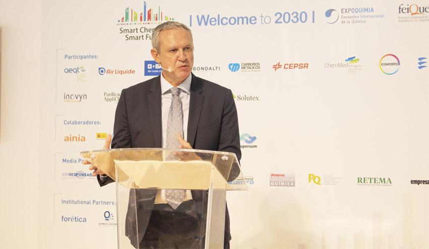La industria química presenta las tecnologías que liderarán el futuro sostenible en 2030