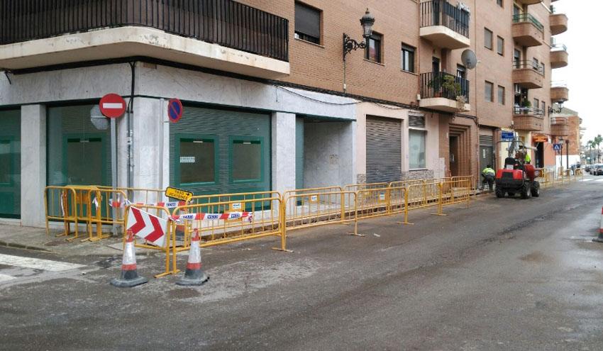 Global Omnium / Aguas de Valencia y Rafelbunyol invierten en la renovación de la red de agua potable