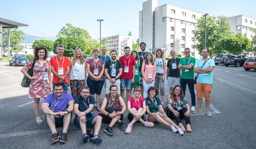 Una veintena de profesores españoles viaja a la sede del CERN con una beca de Fundación Aquae