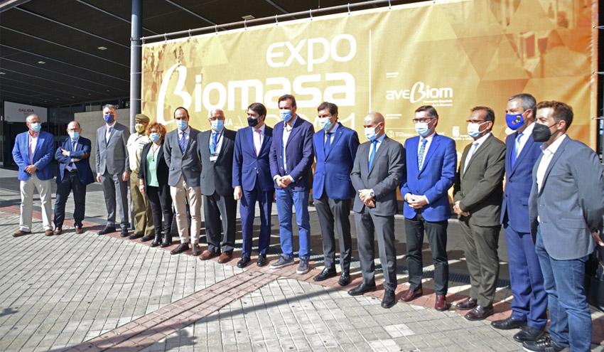 La entrega de los Premios de Innovación marca el inicio de EXPOBIOMASA 2021