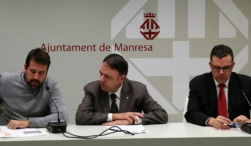 La ARC y el Ayuntamiento de Manresa presentan el primer proyecto de simbiosis industrial en Cataluña