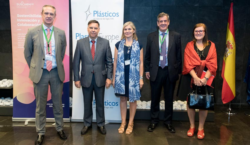 La innovación con plásticos, área estratégica del sector químico para alcanzar una Europa Circular