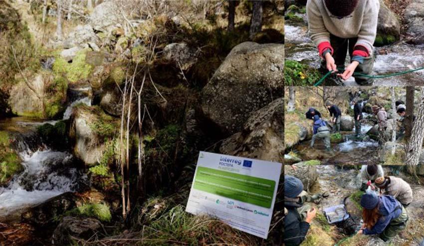 Ercros y el CSIC estudiarán la degradación de los plásticos en los ríos de montaña