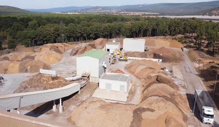 Grupo ENSO, segunda empresa europea en certificar la sostenibilidad de la biomasa con SURE