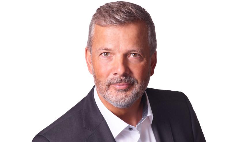 """Werner Berens, CEO de Vecoplan: """"Nuestro nuevo diseño refleja lo que somos, una empresa orientada al futuro"""""""