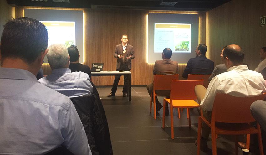 Veolia reúne en Barcelona a expertos en biomasa para la estandarización de procesos en redes de calor y frío