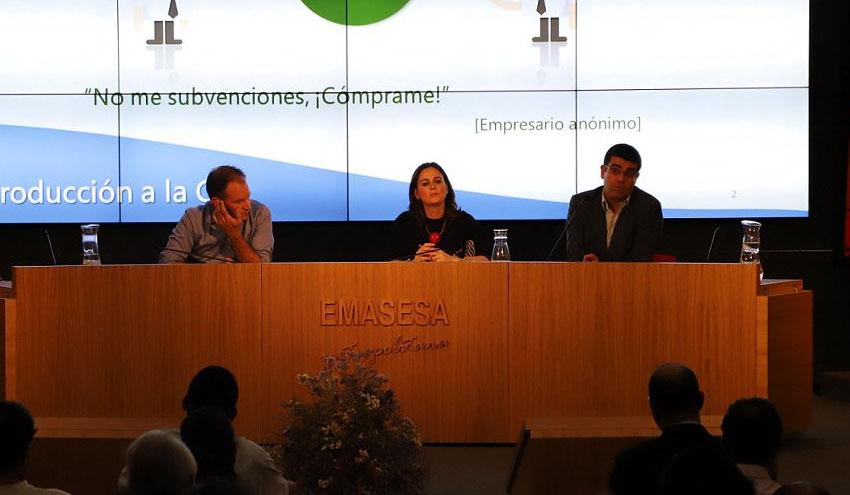 Compra Pública Innovadora para desarrollar un modelo integrado de gestión de lodos y residuos orgánicos