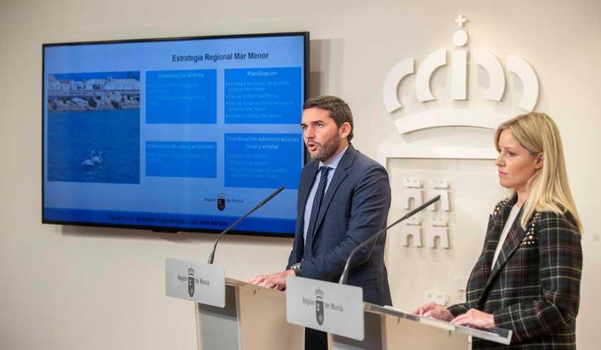 Aprobado el nuevo Decreto Ley que regulará los usos y sectores vinculados con el Mar Menor