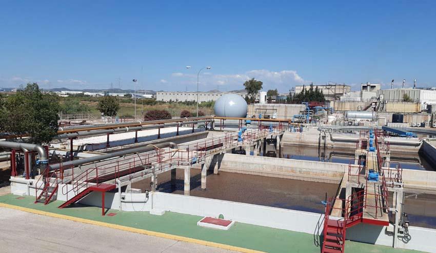 Cadagua inicia la concesión de la estación de aguas residuales industriales de Heineken