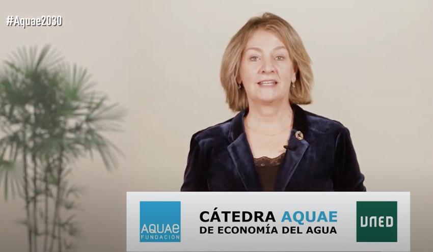Un modelo para gestionar los recursos hídricos ante el cambio climático se lleva uno de los Premios Cátedra Aquae 2020